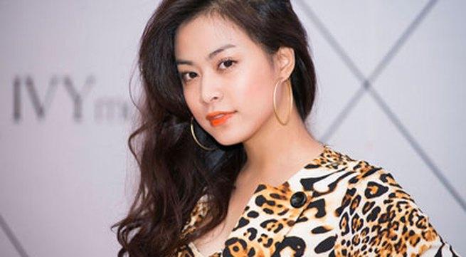 Hoàng Thùy Linh sexy trên sân khấu thời trang