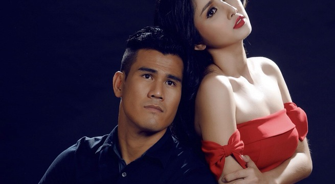Tuyển thủ Phan Thanh Bình làm đối thủ của vợ ở Bước nhảy hoàn vũ