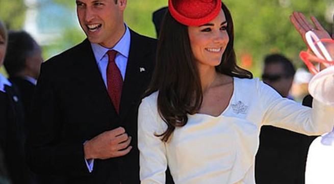 Khám phá bộ sưu tập túi lịch lãm của công nương Kate Middleton