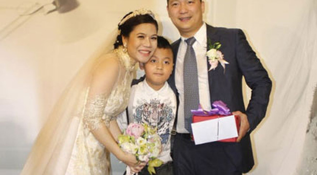 Tình yêu mẹ kế, con chồng nơi showbiz Việt có thực hiện hữu?