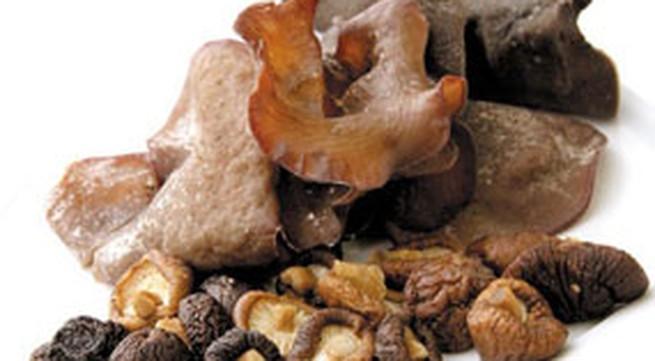 3 loại nấm ăn giúp chống lão hóa