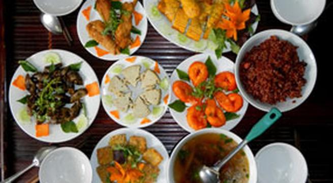5 quán chay ngon ở Hà Nội