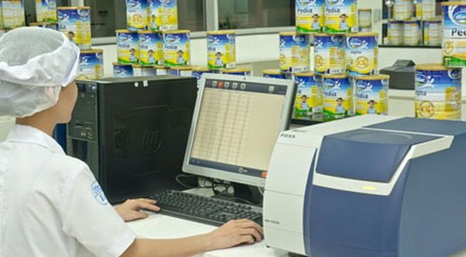Chọn sữa Việt chất lượng quốc tế