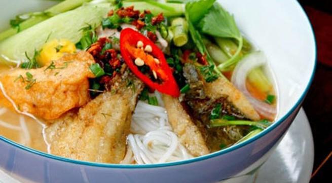 Những quán bún cá ngon ở Sài Gòn