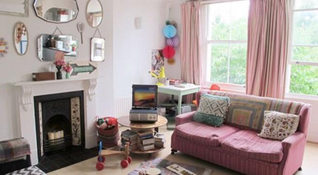 Ngắm căn hộ vintage đẹp như mơ nhờ tận dụng đồ cũ