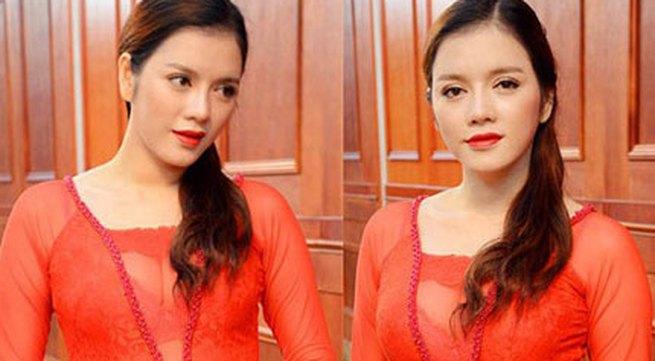 """Những bộ áo dài cách tân của sao Việt bị """"ném đá"""""""