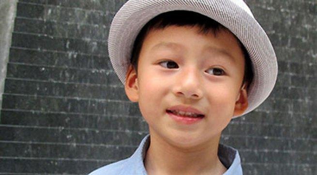 Thời trang sành điệu của nhóc tì nhà sao Việt (2)