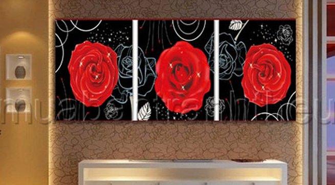 Những bức tranh phong thủy rước tài lộc vào nhà