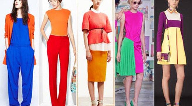 Những xu hướng thời trang cực chất của Xuân Hè 2015