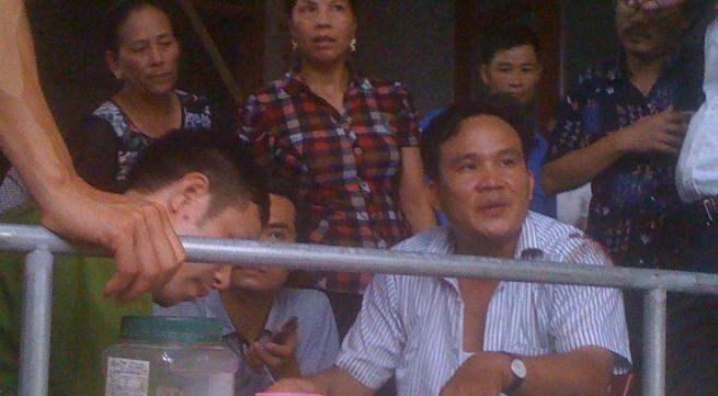 Cảnh sát giao thông Thanh Hóa nổ súng bắn người