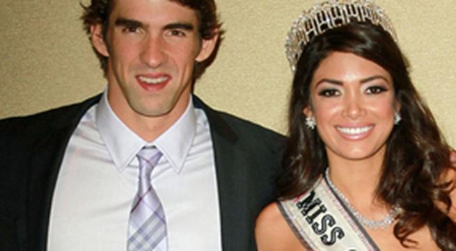 Kình ngư Michael Phelps chia tay cựu hoa hậu
