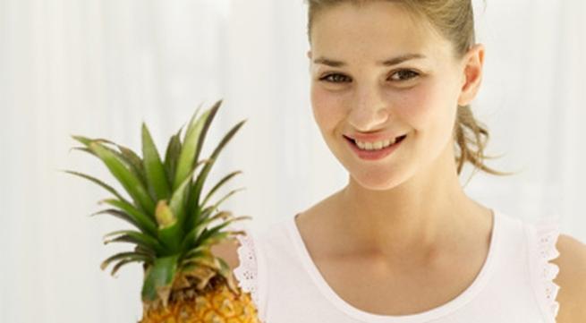 Cách ăn dứa để giảm cân và phòng bệnh