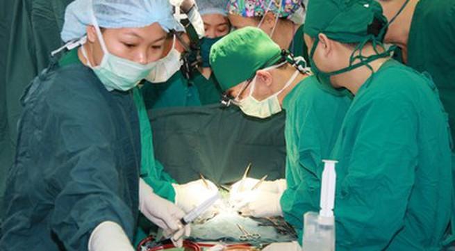 Ca ghép tế bào gốc tạo máu đầu tiên tại Việt Nam