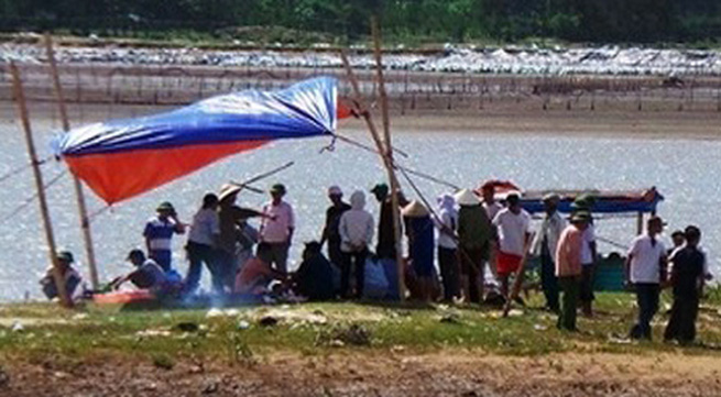 Thấy 2 thi thể vụ gần 100 dân hỗn chiến trên sông