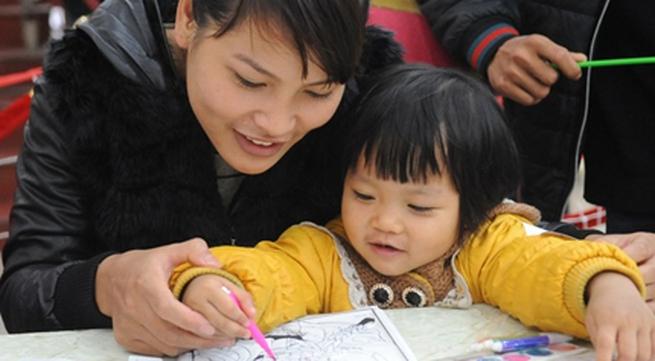 """Toàn cảnh tọa đàm """"Làm mẹ thông thái"""" tại Hà Nội"""