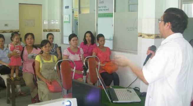 Đà Nẵng: Triển khai đơn vị vệ tinh chăm sóc sức khỏe sinh sản