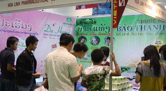 Thuốc ho Bảo Thanh – Từng bước chinh phục thị trường nước bạn Lào