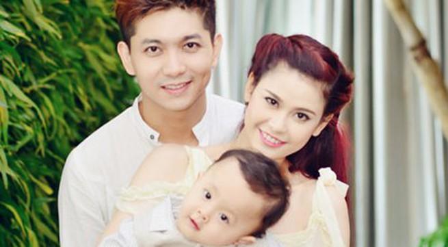 Gia đình hạnh phúc của Trương Quỳnh Anh - Tim