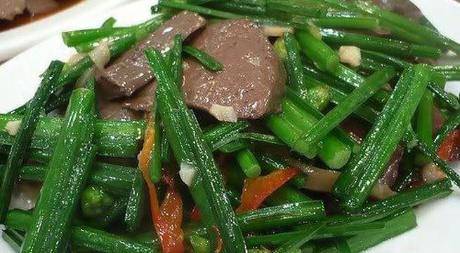 Cách ăn rau hẹ cực tốt cho sức khỏe