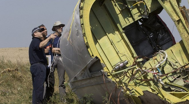 Quyết đưa thủ phạm vụ MH17 ra xét xử