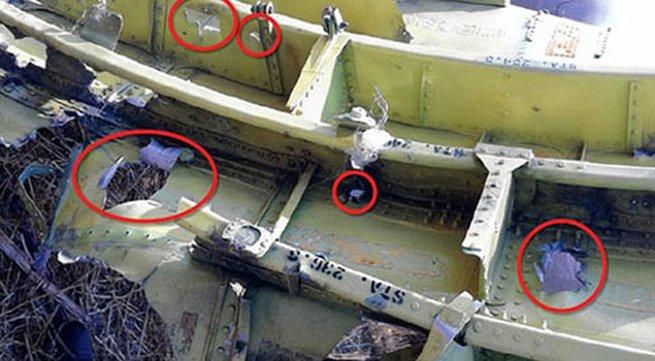 Ukraine phải hoàn toàn chịu trách nhiệm vụ MH17