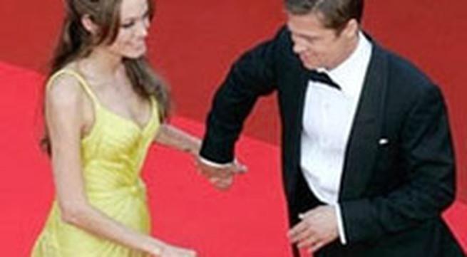 Brad Pitt và Angelina có nguy cơ tan vỡ