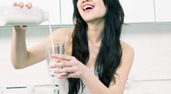 Sữa tươi: Hơn cả mỹ phẩm