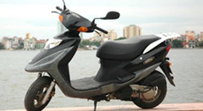 Suzuki Amity: Xe ga dành riêng cho phái đẹp