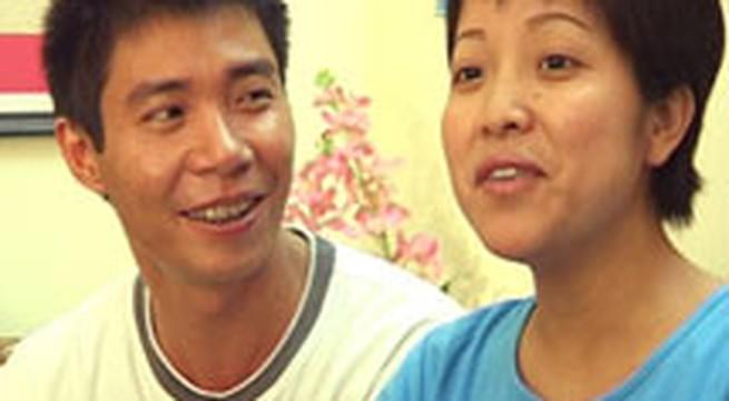 MC Thảo Vân: Hài lòng với chồng