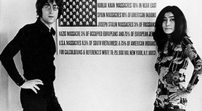 Yoko Ono tiết lộ về cái chết John Lennon