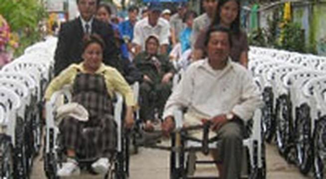 Hôn nhân của người khuyết tật: Phụ nữ khó kết hôn hơn nam giới gấp 3 lần