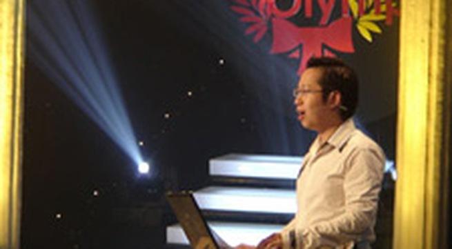 Gặp MC mới của Đường lên đỉnh Olympia năm thứ 9