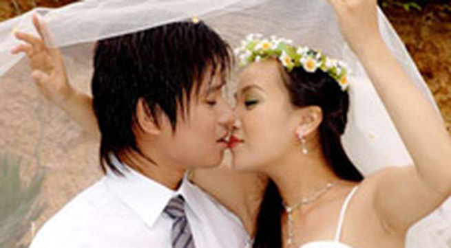 Chuyện đám cưới của người nổi tiếng