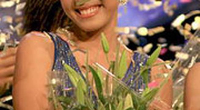 Phương Vy tham gia Asean Idol