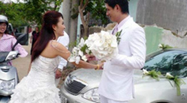Ảnh siêu mẫu Bình Minh rước dâu về Lạng Sơn