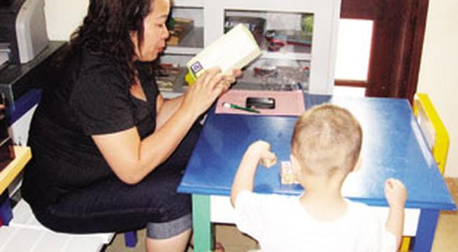 Trẻ chậm nói - chậm phát triển trí tuệ