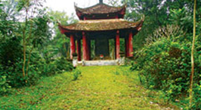 Về lại Lam Kinh
