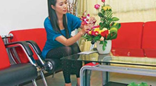 Thăm nhà Trịnh Kim Chi