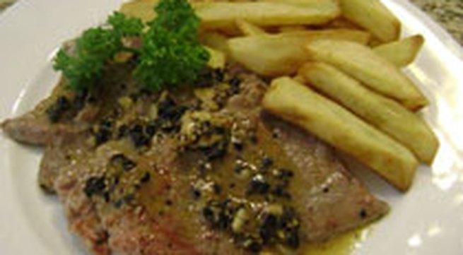 Món ăn hàng ngày: Bò sốt tiêu đen