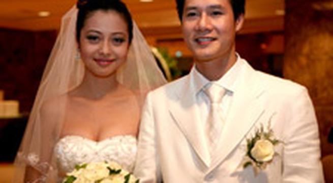 Chùm ảnh: Lễ đính hôn của Quang Dũng và Jennifer Phạm