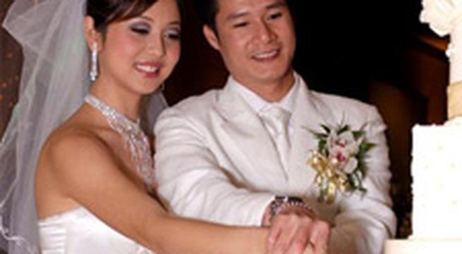 Chùm ảnh đám cưới Quang Dũng - Jennifer Phạm tại Mỹ
