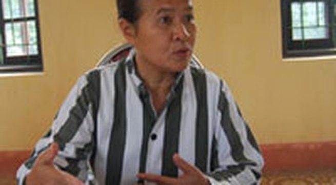"""Gặp """"tử tù"""" Lã Thị Kim Oanh trong trại giam"""
