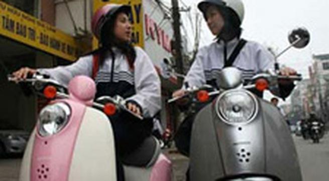 Honda Scoopy – xe tay ga cho tuổi teen