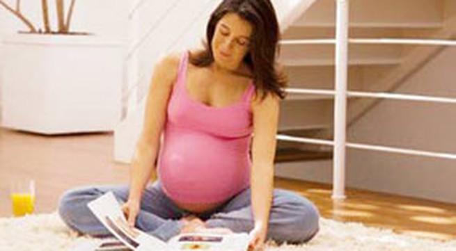 Bổ sung sắt cho thai phụ