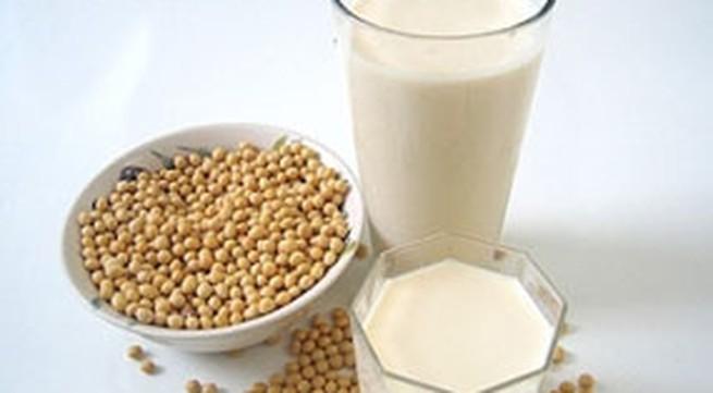 Thơm ngon sữa đậu nành tự làm
