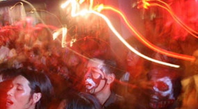 TP HCM: Quán bar, cafe tràn ngập lễ hội Halloween