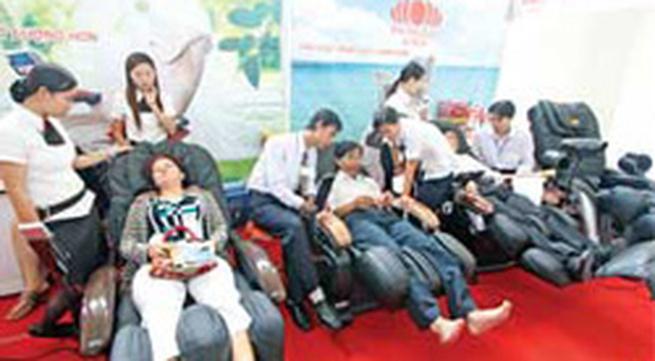Ghế massage: Dễ mua khó sửa