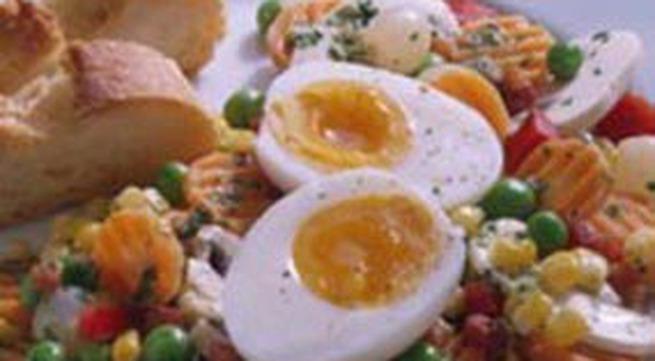 Cho trẻ ăn trứng đúng cách