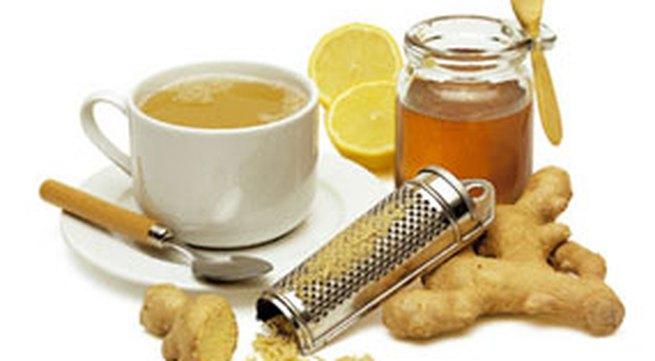 Mùa đông uống trà gừng có lợi cho sức khỏe