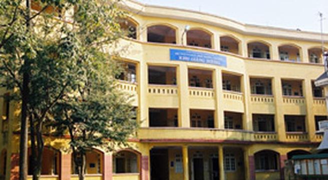 Danh sách 200 trường THPT điểm thi ĐH cao nhất 2008